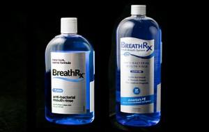 Alleviate Bad Breath thru Breath RX