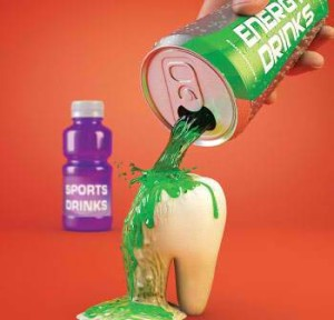 Sports & Energy Drinks - Your Sure-Step to Decayed Teeth
