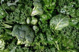 Green Leafy Veggies for Teeth